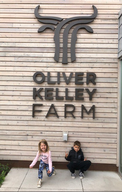 Checking Off Our MNHS List: City Kids Visit the Farm