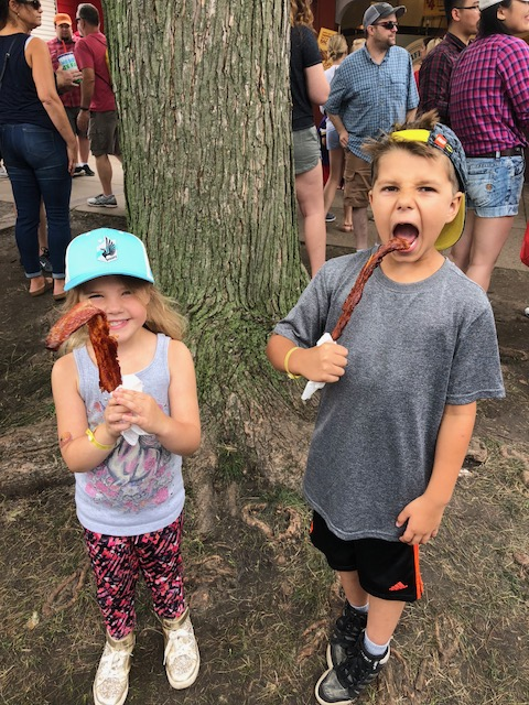 Minnesota on a Stick: Surviving the MN State Fair With Kids