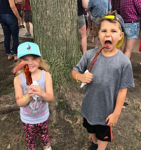 Minnesota on a Stick: Surviving the MN State Fair WithKids