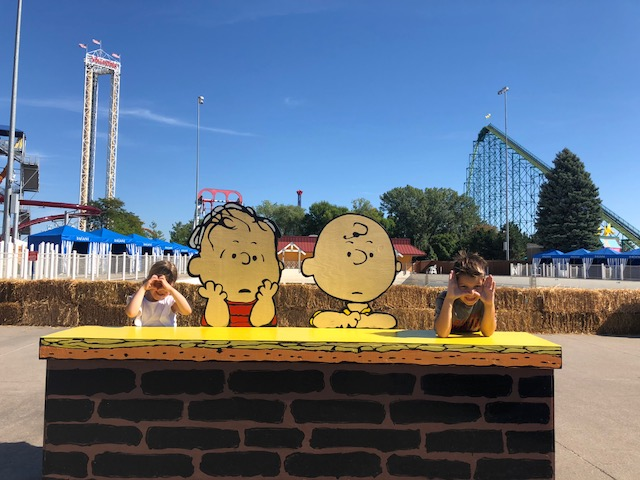 A Warm Day in September may be the Best Time to go to ValleyFair!