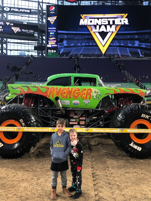 Monster Jam: Fun for the Whole Family, Even Grandmas Love it!